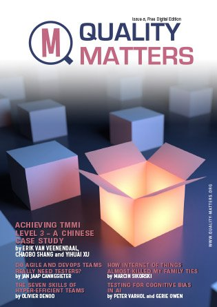 The new issue 8 of Quality Matters is out!