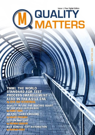 Quality Matters Issue 7 is out now!