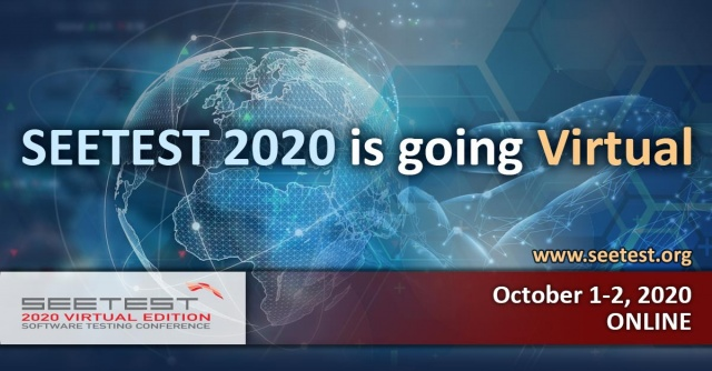 SEETEST 2020 goes virtual!